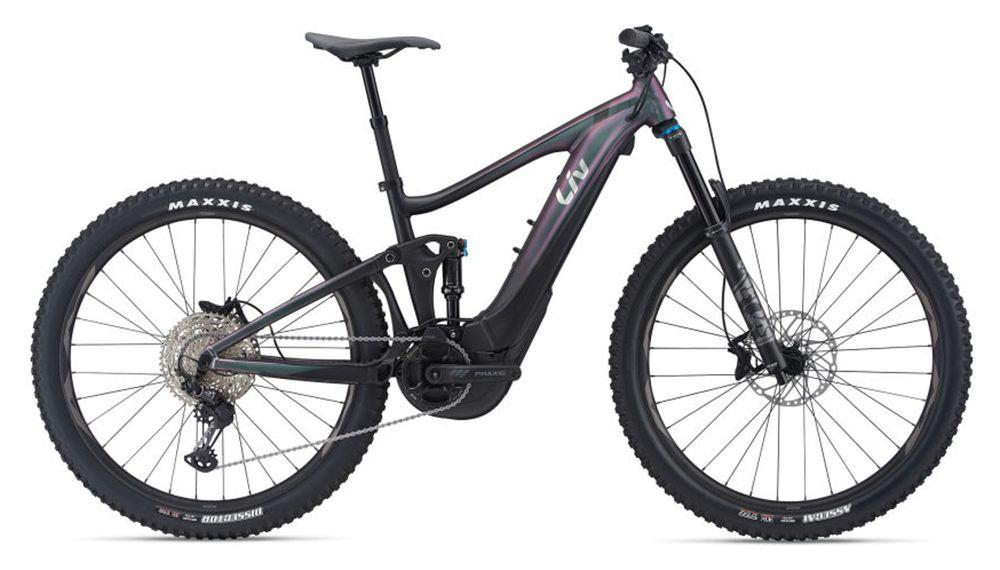 KOLO GIANT INTRIGUE X E+ 2 PRO 29er S 625Wh 2021 dark iridescent