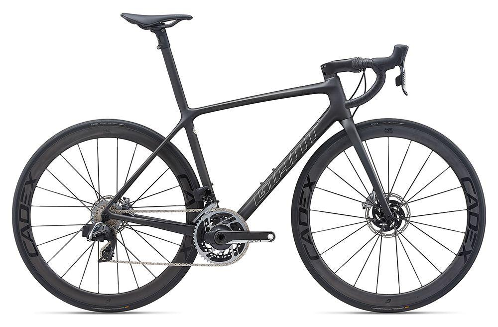 KOLO GIANT TCR ADVANCED SL 0 DISC ML 2021 raw carbon