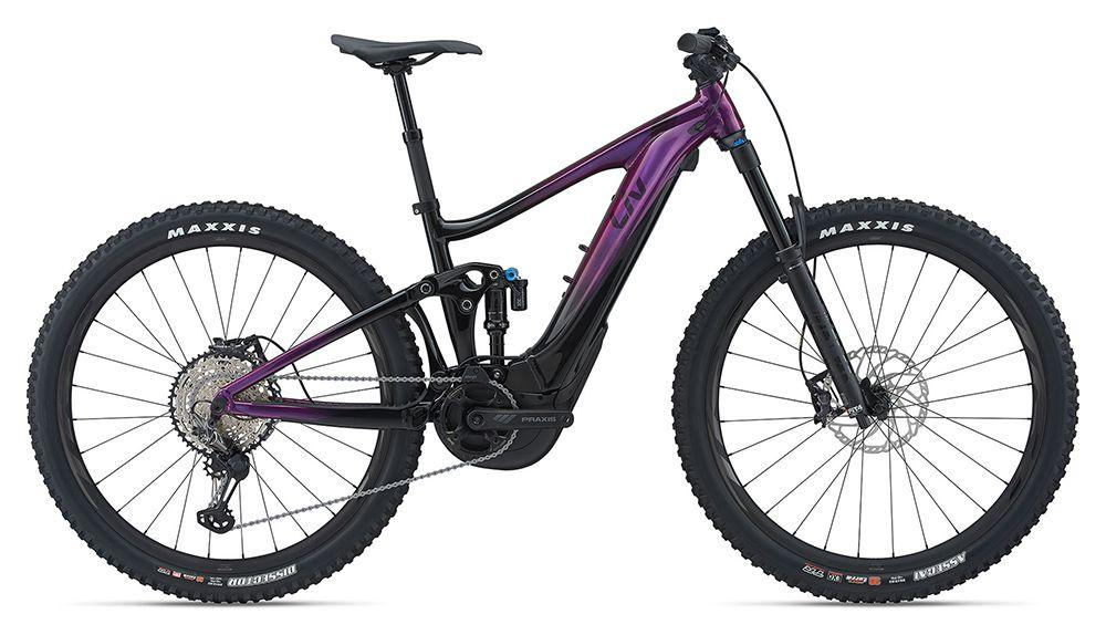 KOLO GIANT INTRIGUE X E+ 1 PRO 29er S 625Wh 2021 chameleon plum