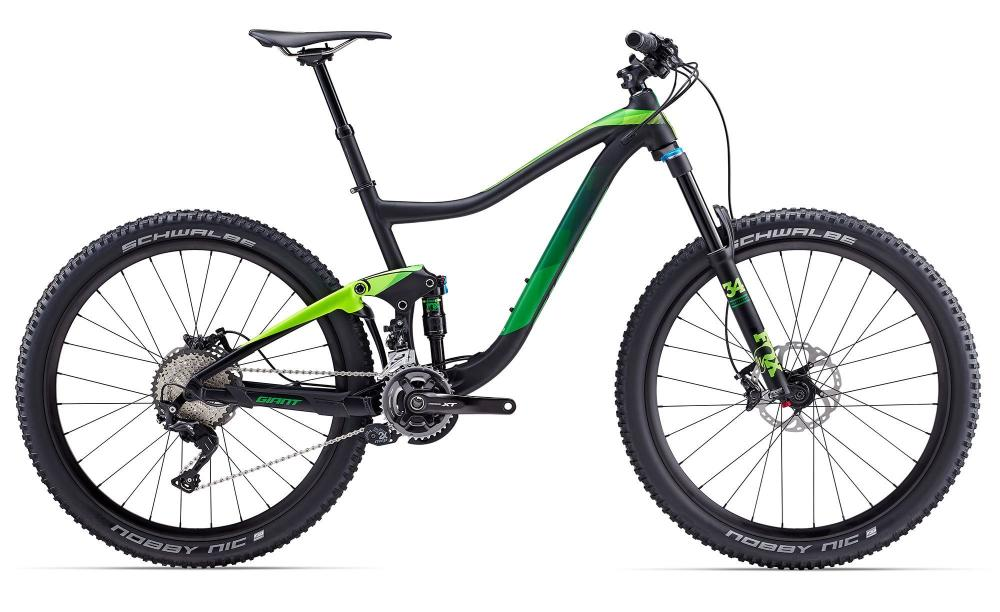 KOLO GIANT TRANCE 1.5 LTD M black/green 2017