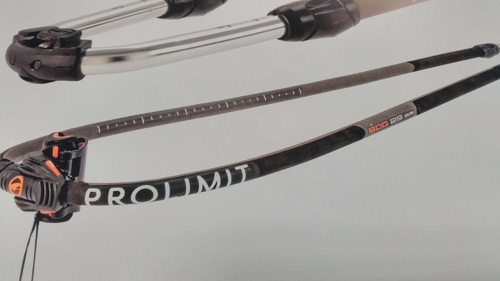 LOK PROLIMIT PRO 180-240 black grey